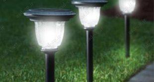انواع لامپ خورشیدی