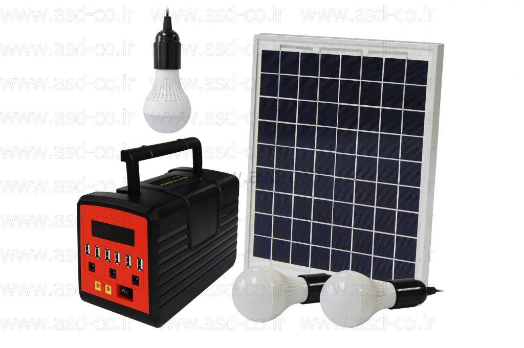 چراغ خورشیدی عشایر، به صورت پرتابل یا همراه می باشد که حمل و نقل آن بسیار راحت بوده و در همه جا قابل استفاده است.