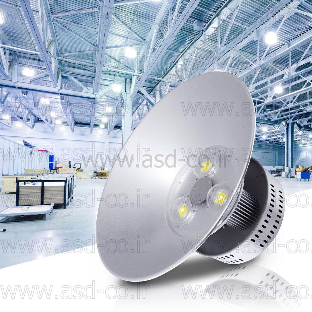لامپ ال ای دی صنعتی به دلیل اینکه طبق دستورالعمل، در ارتفاع مشخصی نصب می شود؛ فضای کاری رابرای افراد، روشن تر کرده و اشخاصی که در خط تولید مشغول به فعالیت هستند، با دید بهتری می توانند کار کنند و راندمان آن ها در حین کار افزایش پیدا می کند.