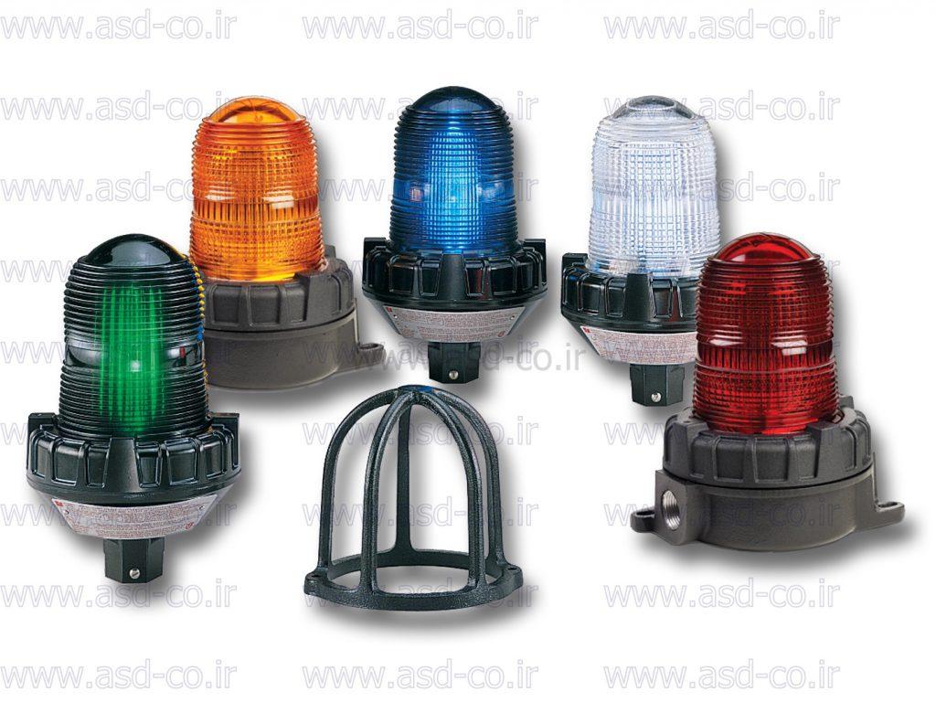 شدت نور یک چراغ دکل ال ای دی مخابراتی به نوع چیپ و گستردگی لنز آن وابسته است نه تعداد لامپ LED.