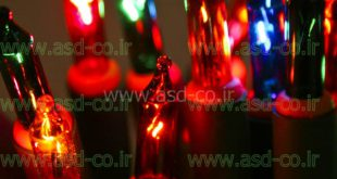 لامپ ال ای دی قرمز