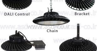 لامپ ال ای دی صنعتی