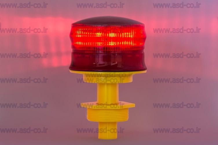 همانطور که از نام چراغ هشدار دهنده دکل مشخص است؛ این چراغ برای ایمنی و جلوگیری از حوادث مورد استفاده قرار می گیرد.