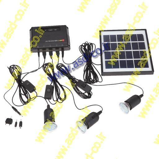 برخی از مدل های چراغ خورشیدی مسافرتی پرتابل وجود دارد که علاوه بر شارژ شدن از طریق خورشید، قابلیت شارژ با برق شهری 220 ولت را نیز دارد که مجموعه آریانا صنعت داوین به صورت انحصاری آن را در سطح کشور توزیع می نماید.
