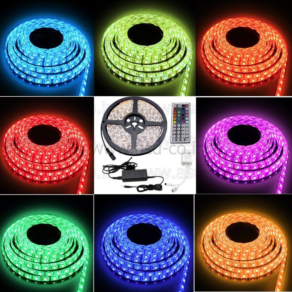 لامپ ال ای دی شلنگی از چیپ های SMD ساخته شده است که بیشترین میزان نوردهی و زاویه پخش را دارد.