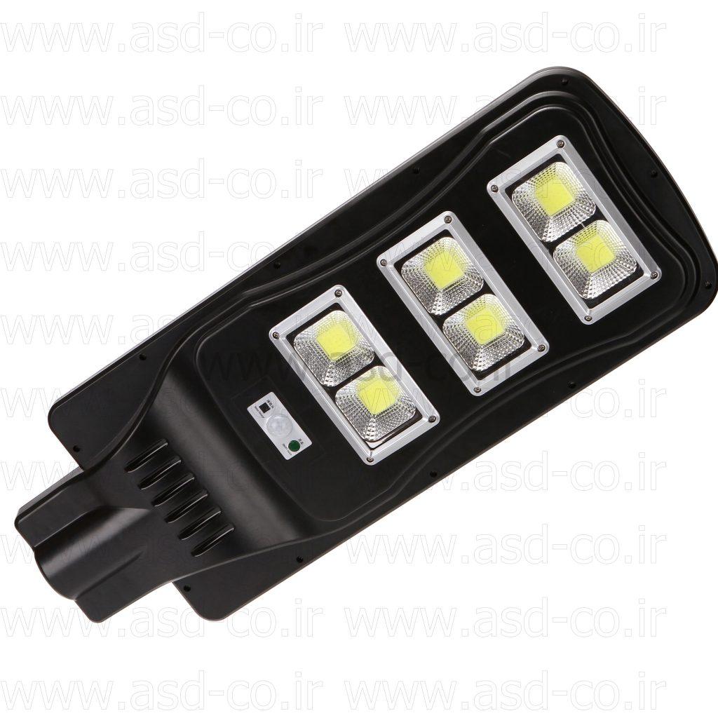 معمولاً چراغ های خورشیدی خیابانی مرغوب و با کیفیت، در زاویه 120 درجه عمل کرده و شدت نور حداکثر از این زاویه شروع می شود که عدد مطلوبی بوده و استاندارد می باشد.