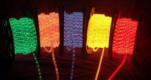 لامپ ال ای دی شلنگی