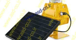 چراغ سولار خورشیدی دکل