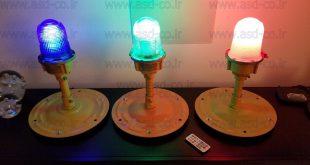 انواع چراغ دکل خورشیدی