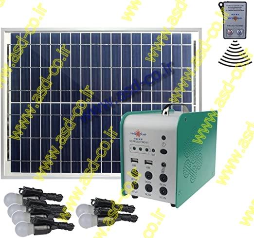 پکیج خورشیدی دارای خروجی یو اس بی برای شارژ کردن ابزارهای الکترونیکی است که بسیار مفید و کاربردی می باشد. مجموعه آریانا صنعت داوین بهترین مدل پک خورشیدی پاور بانک چراغ قوه دار را به صورت عمده و جزئی در سراسر کشور توزیع می کند.